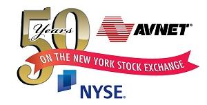 Avnet NYSE 50th Logo-ctmea