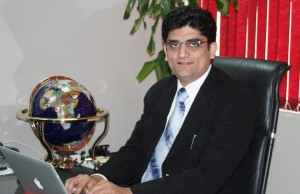 Mohammed Abdul Kabeer, Channel Sales Manager