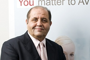 Jamal Qaffaf, Managing Director, Middle East & Africa, Avent Technology Solutions MEA-CTMEA