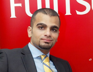 Aiham Al-Akhras, Director of Services – Middle East, Fujitsu Technology Solutions