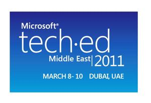Microsoft-TechEd-Middle-East-2011