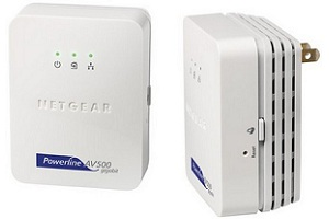 Netgear-XAV5001-Powerline-AV-500-Adapter