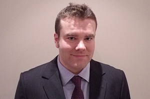 Christopher Saul, Business Development Manager of Client Virtualisation. HP MIddle East