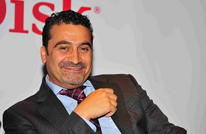 Tareq Husseini, Sandisk