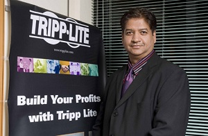 Vipin Sharma, Vice President, Middle East, Africa and CIS Sales, Tripp Lite