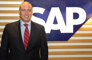 Kevin Scott, Head of MENA Growth Markets, SAP