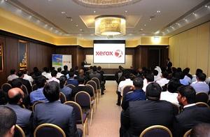 Xerox Emirates-Partner Conference