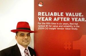 George DeBono, GM, Red Hat ME
