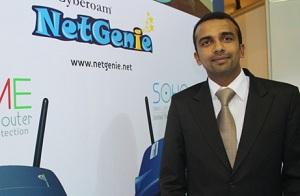 Pradeesh VS, Regional Sales Manager, Middle East, Cyberoam