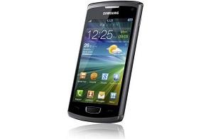 Samsung Wave 3 smartphone