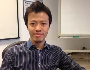 Bill Liu, Regional Manager-Channel Marketing & Sales Div., Plextor