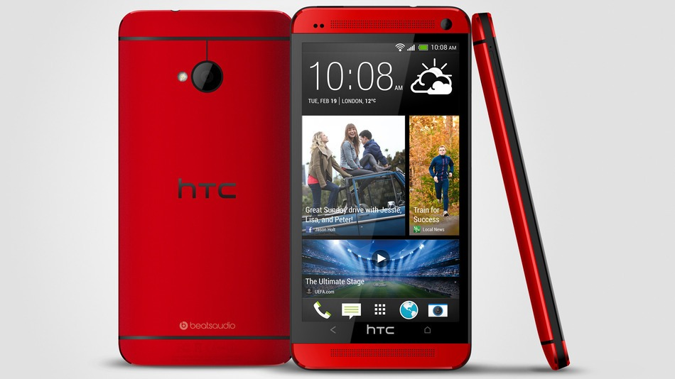 Axiom Telecom first to sell HTC One Red in UAE - Channel