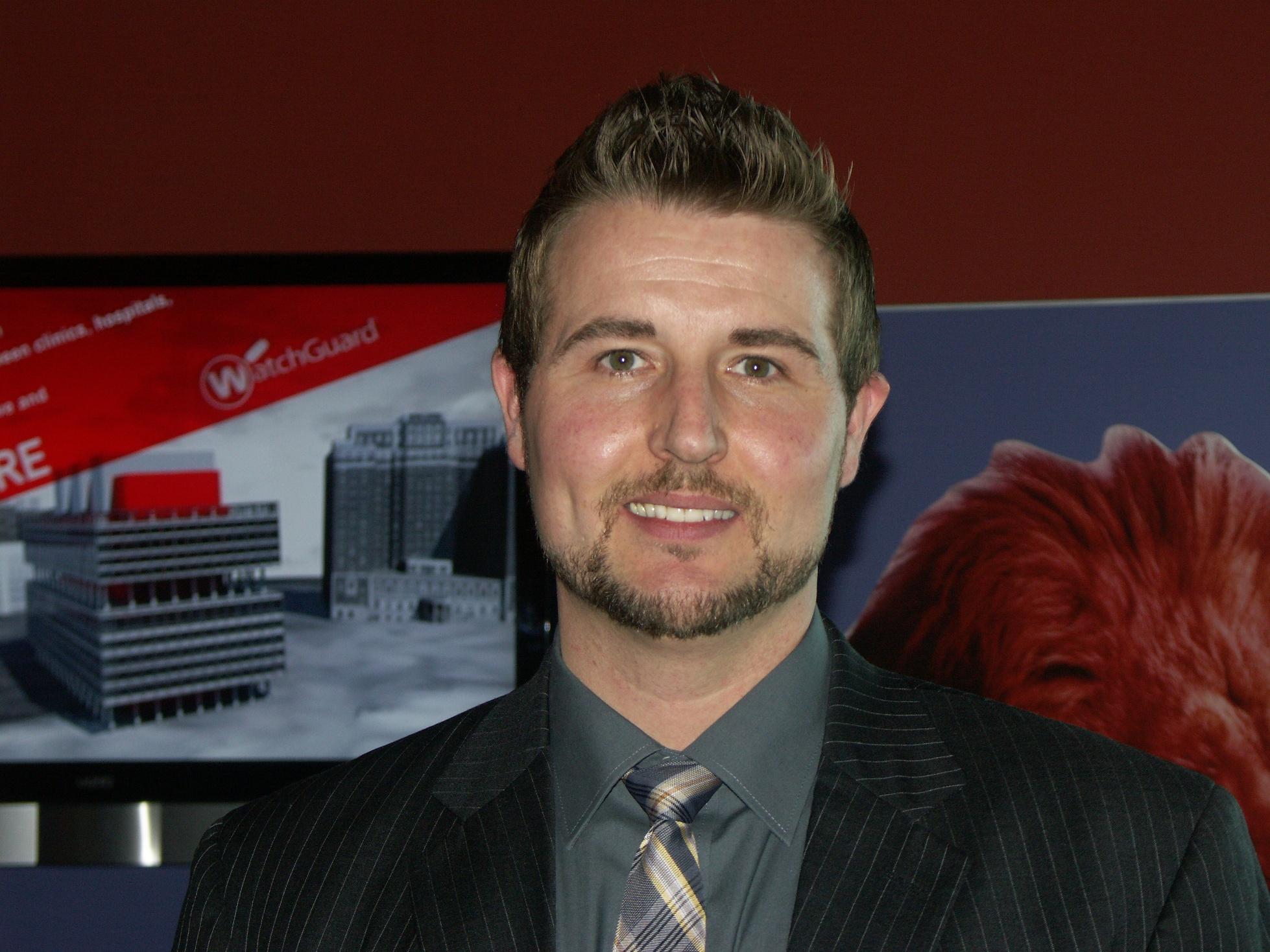 Corey Nachreiner, Director of Security Strategy at WatchGuard.