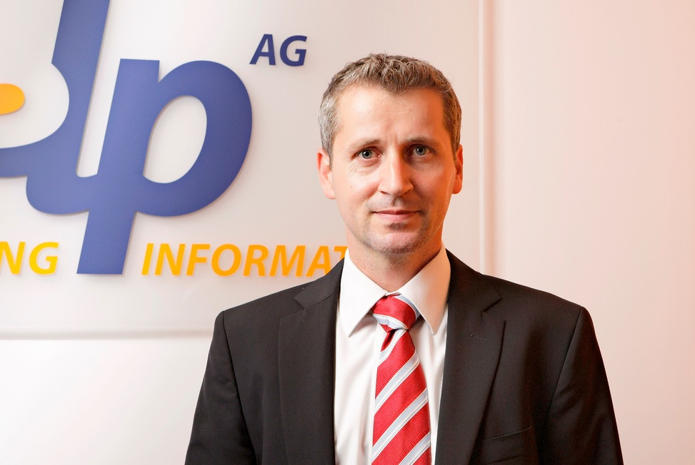Stephan Berner, Managing Director at Help AG