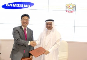 UAE Ministry of Education signs landmark MOU with Samsung ...
