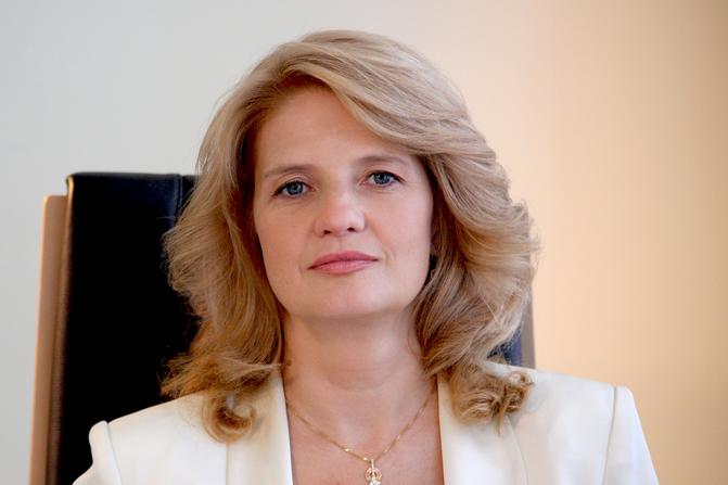Natalya Kaspersky, CEO of InfoWatch Group