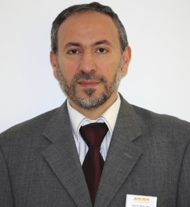 Osama AlHaj-Issa, the Channel Director for Middle East and Turkey at Aruba Networks.