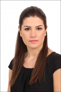 Elham Alizadeh, the Channel Marketing Manager at ESET Middle East.