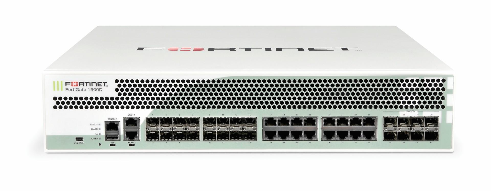 Fortinet launches new next-gen firewall