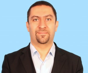 Rami Ali Karajah, Channel Account Manager for Saudi Arabia at Fortinet.