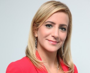 Maya Zakhour, the Middle East Channel Director at Fortinet.