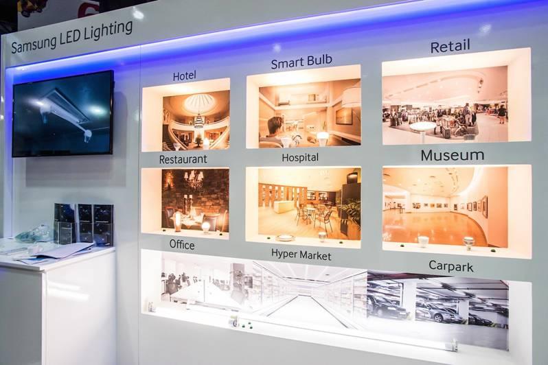 LED Samsung
