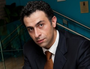 Nader Baghdadi, Fortinet's Enterprise Sales Director for the Gulf countries.