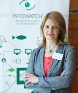 Natayla Kaspersky, CEO of InfoWatch Group