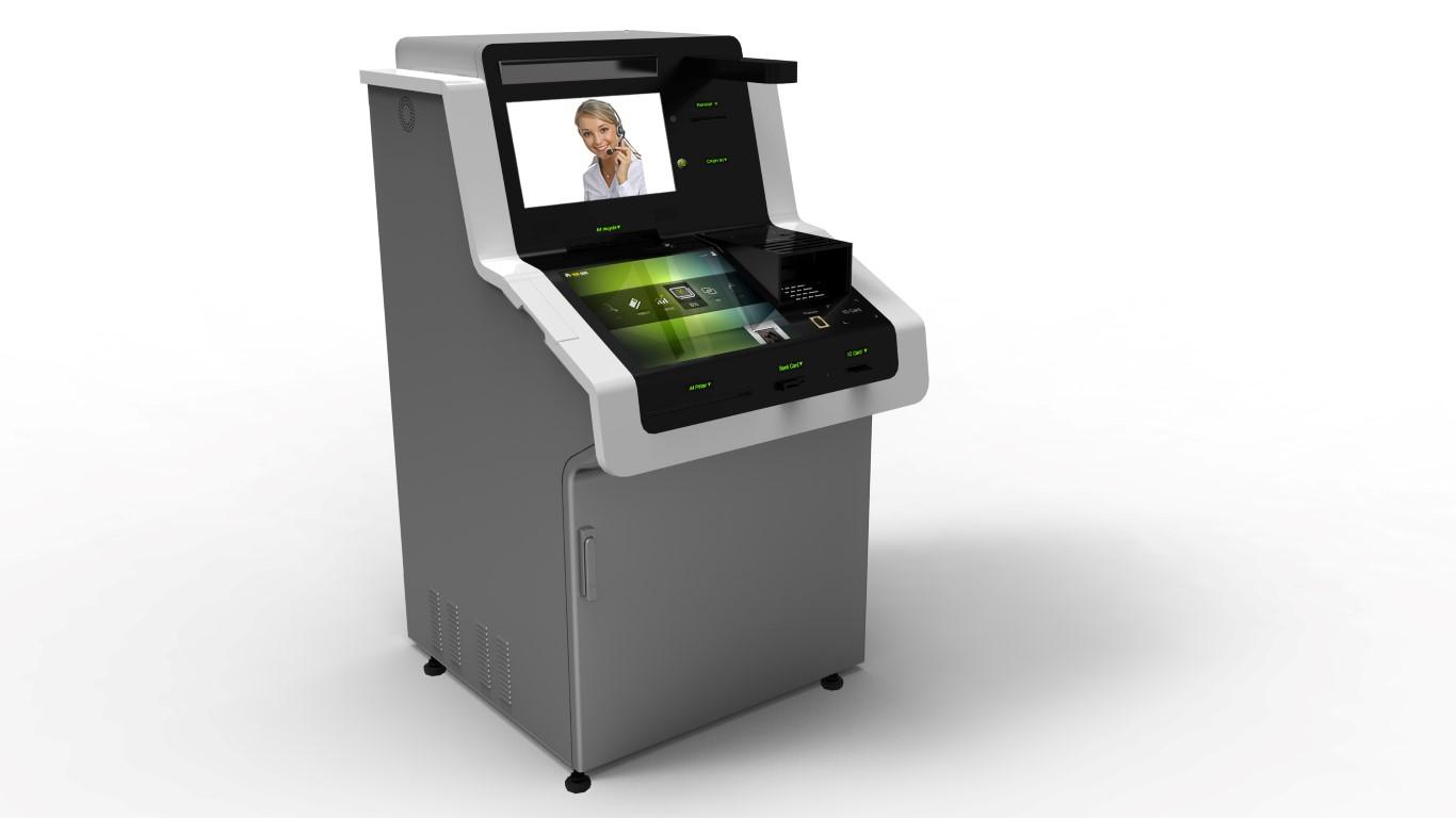 Huawei Virtual Teller Machine