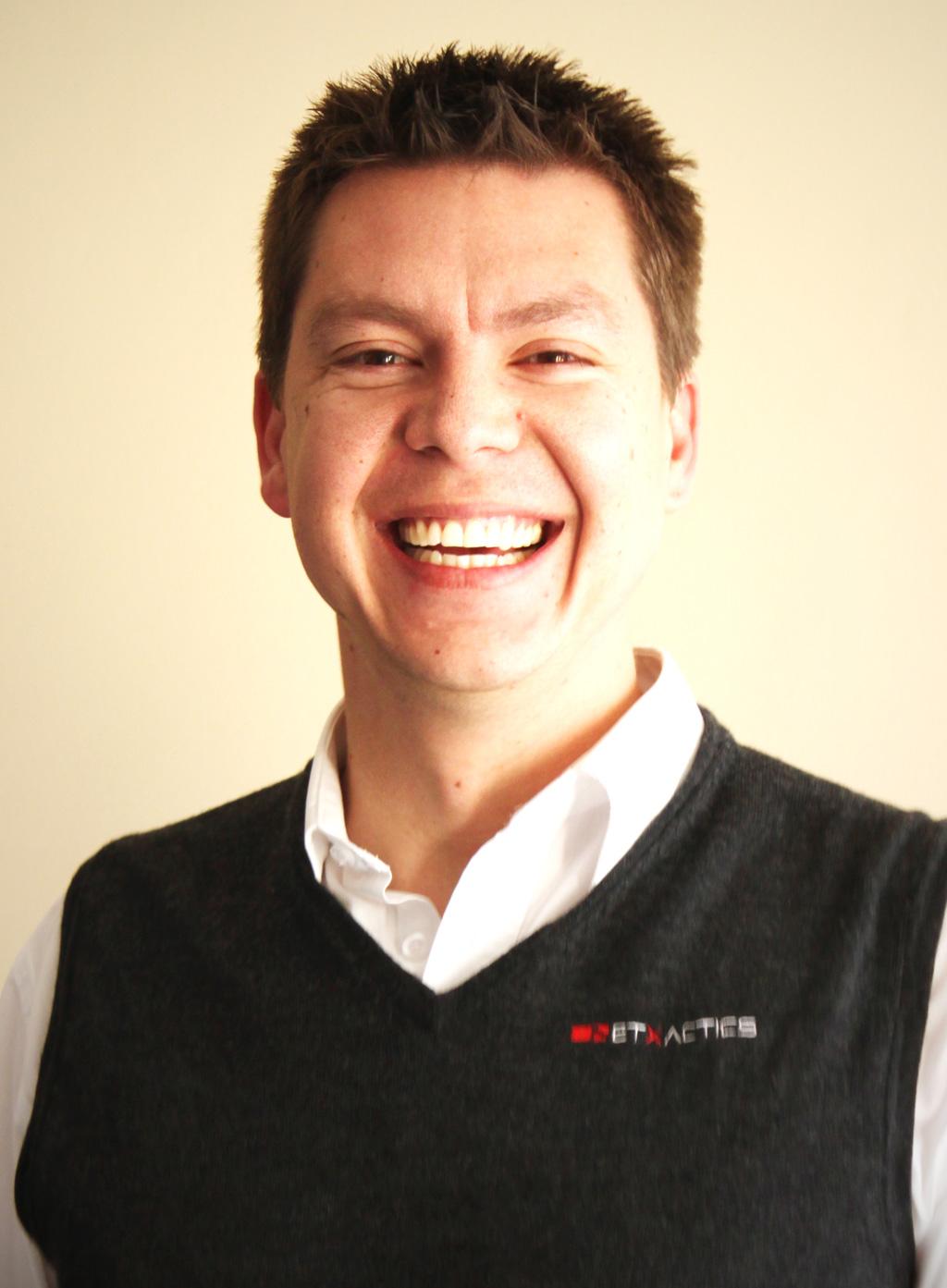 Cornel Swart CEO of NetXactics,
