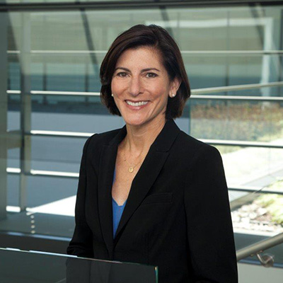 Sue Barsamian, Senior Vice-President and General Manager, Indirect Sales, HP Enterprise Group
