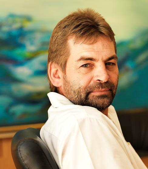 Dawie de Wet, CEO of Q-KON