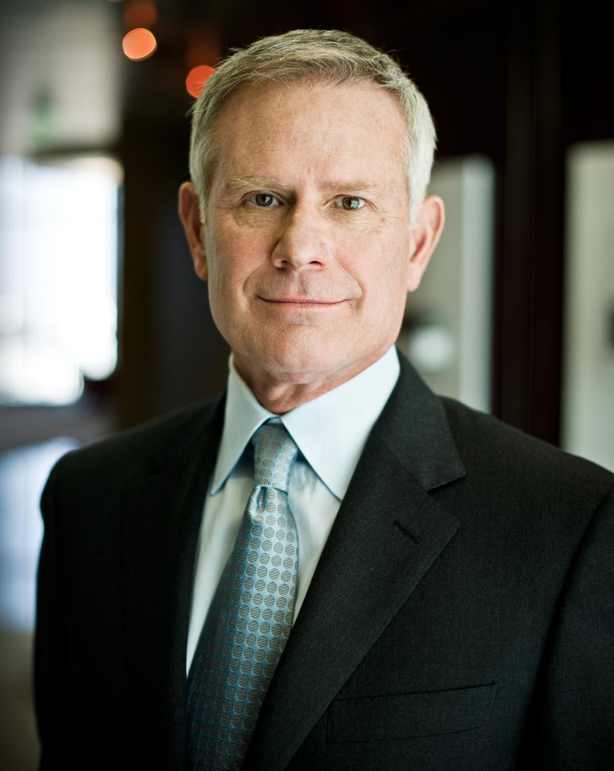 Formal headshot of Dan Sullivan, EVP of Human Resources