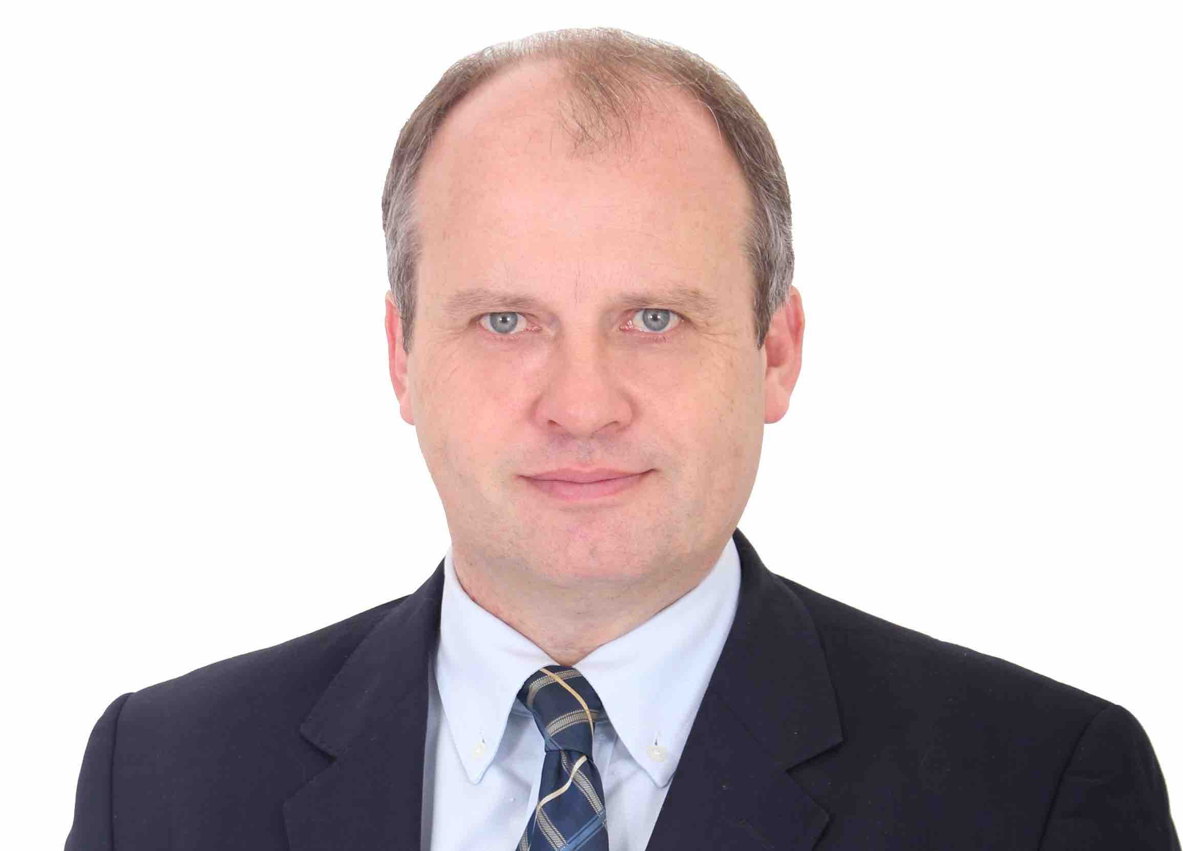 David Whitton, the Regional Sales Director for Middle East and Africa at Kodak Alaris