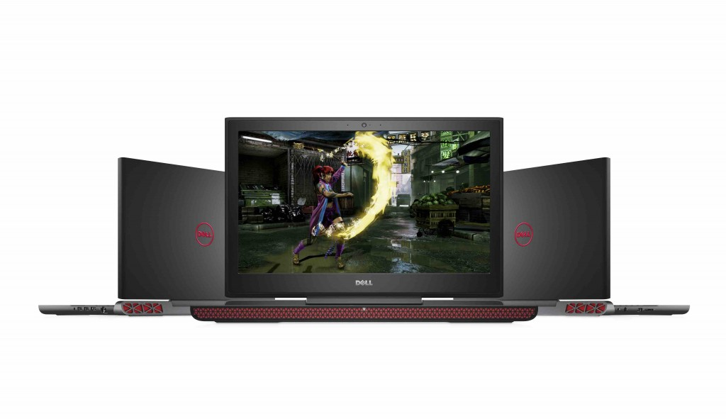 Dell Inspiron 15 7000 Series (Model 7566) notebook computer, codename Firelord, featuring Skylake (SKL) processor.