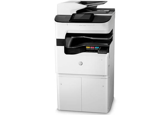 HP Pagewide A3 MFP easy cartridge removal