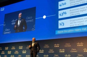 Shukri Eid at Cisco Connect UAE 2017