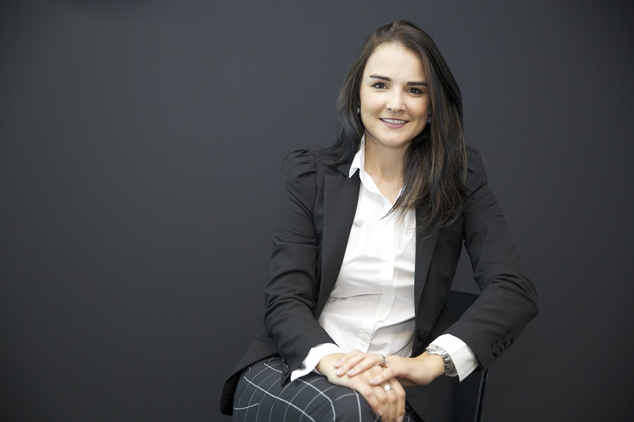 Vivian Gevers, managing director, Credence Security