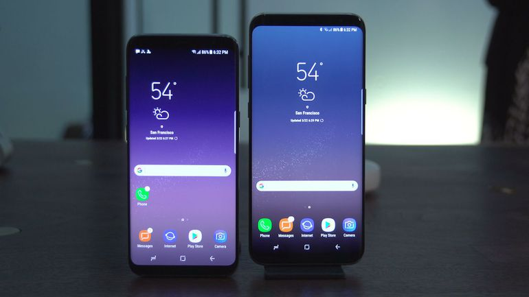 Etisalat Offers the new Samsung Galaxy S8 & S8+ Starting at AED 122