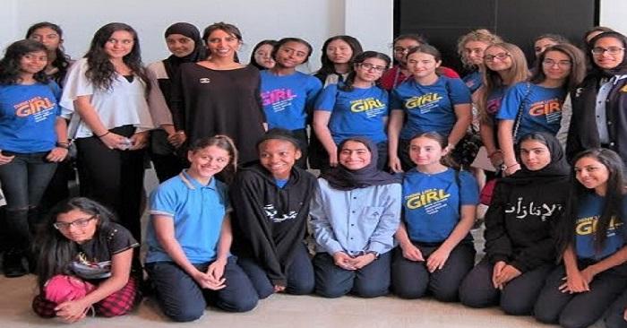 Cisco Encourages Female Students