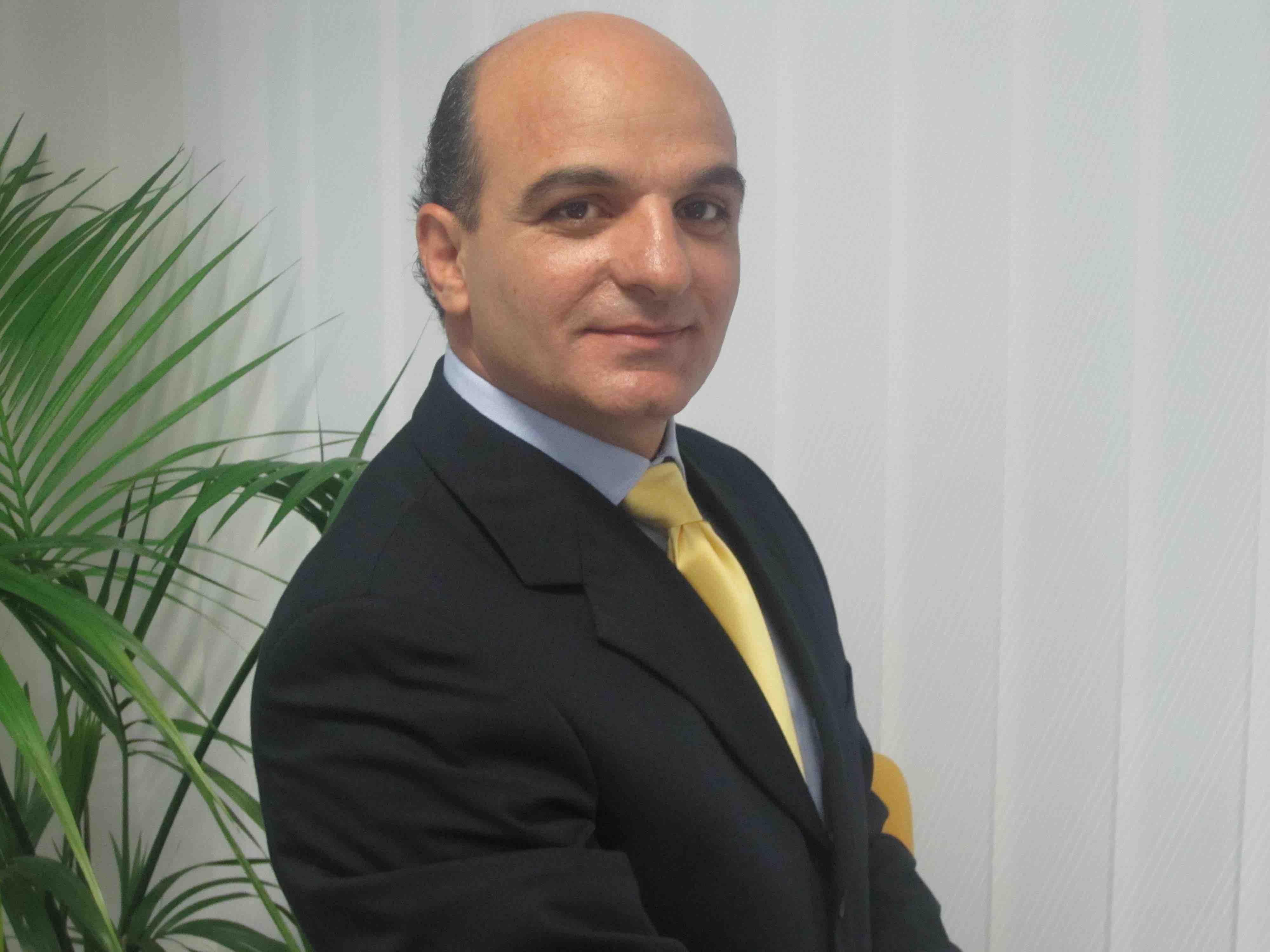 Hatem Sleiman, Regional Vice President Middle East at Western Union