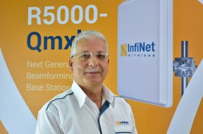 Kamal Mokrani – Global VP – InfiNet Wireless