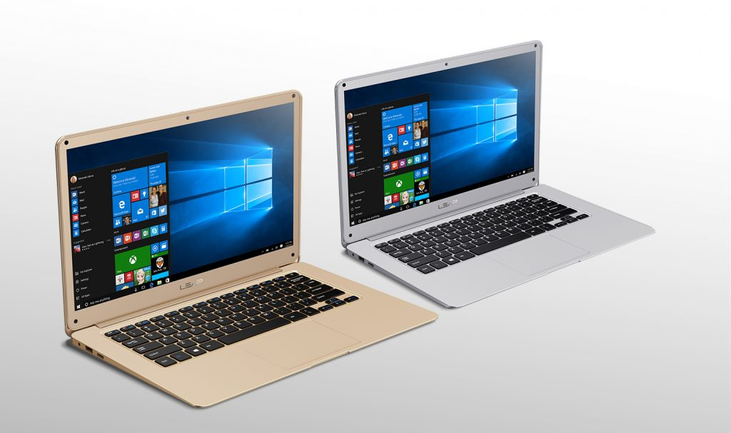 InnJoo Launches LeapBook Ultra-Thin Windows 10 Powered