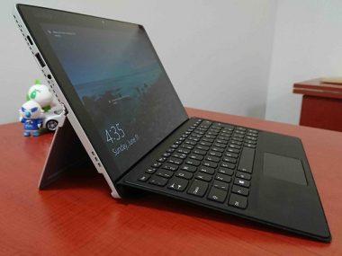 Lenovo with kickstand