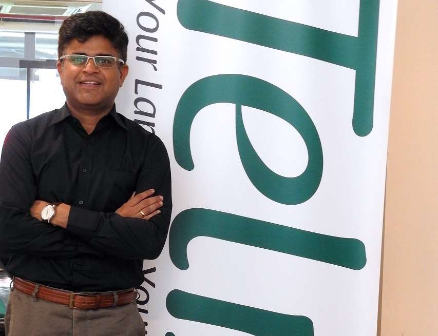 Sirish Kumar, CEO and Co-Founder, Telr_Eng_3 copy