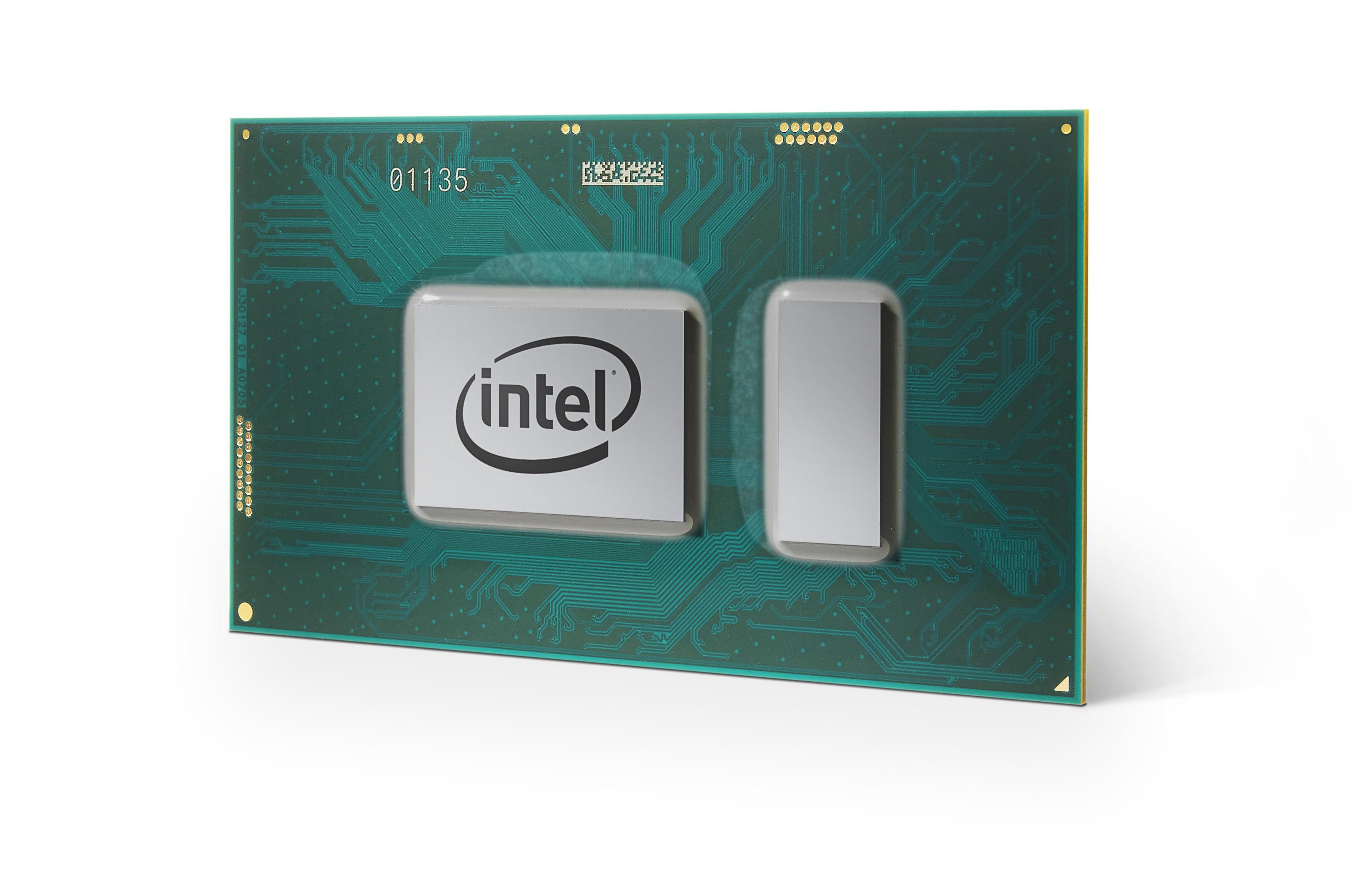 8th Gen Intel Core U-series front