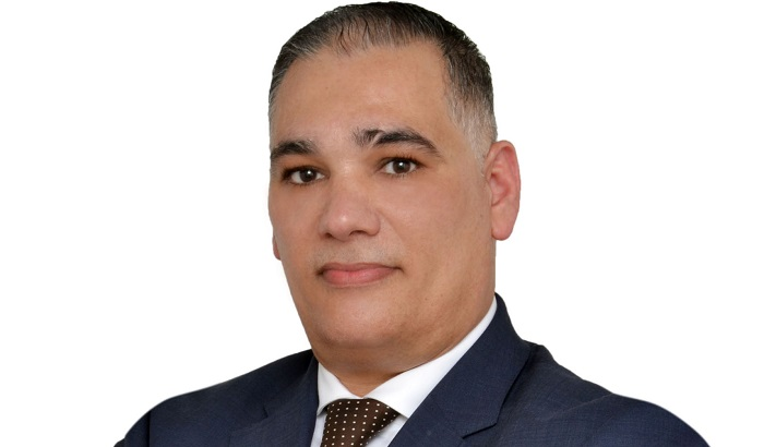 Mamoun Abdullah, General Manager and Head of Zyxel Channel, Middle East