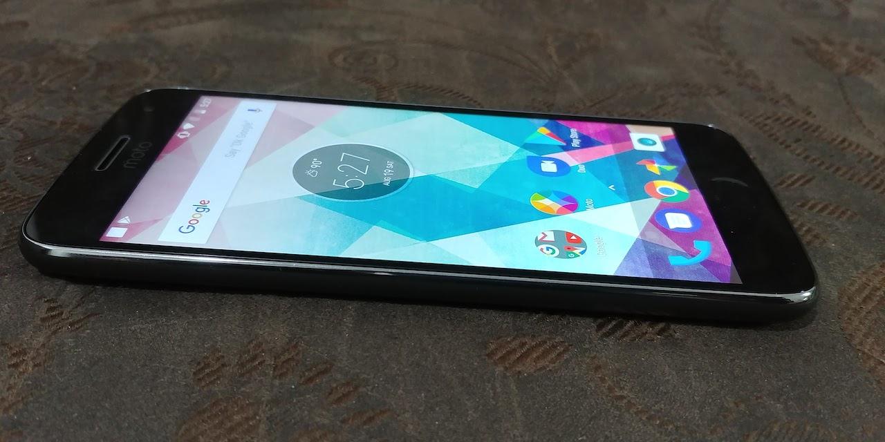 Moto G5 Plus – 1