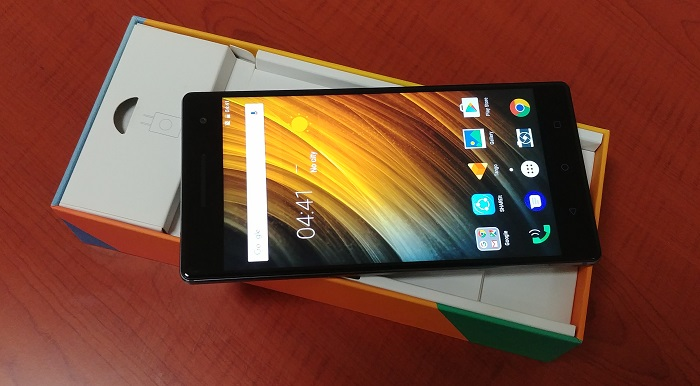 Phab 2 Pro – front view