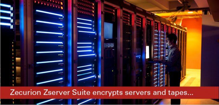 Zecurion Zserver - функциональное и надежное приложение промышленного уровня, предназначенное для защиты данных
